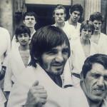 Lutz Lischka im Judo